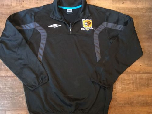 2008 2009 Hull City Tigers Football Training Top Adults Medium